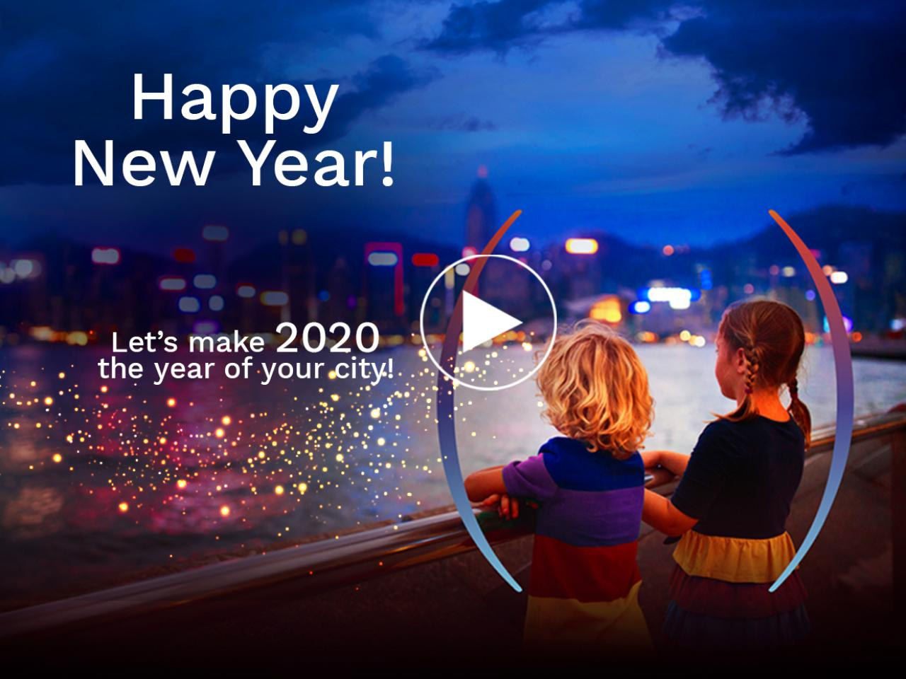 Schréder wishes you a fantastic New Year in 2020!